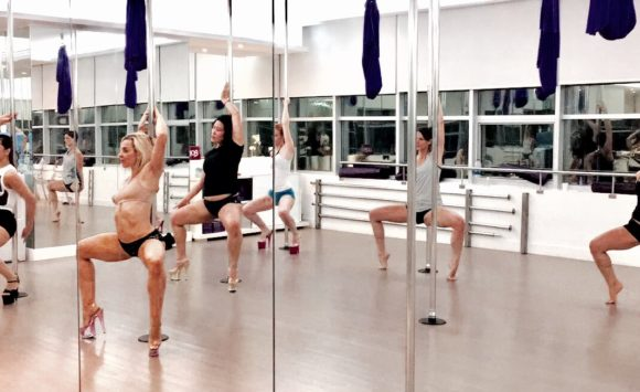 Why Pole Dancing Is Now One Of The Hottest Fitness Trends?