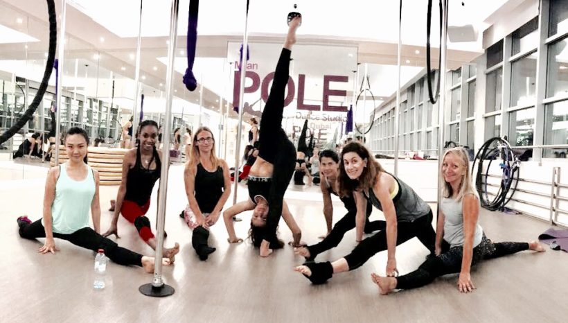 The Physical Benefits Of Pole Dancing