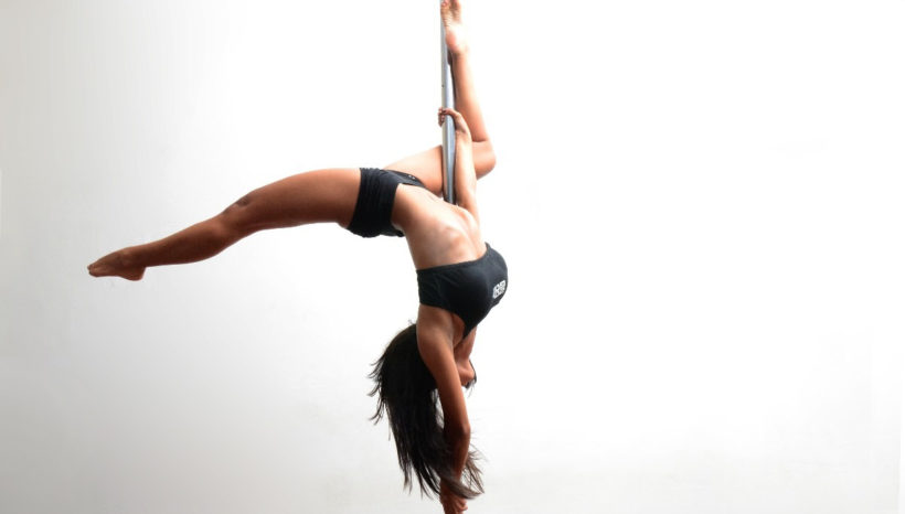 How Pole Dancing Has Become A Killer Workout