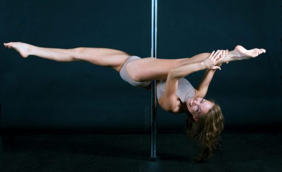 Pole Dancing For Fitness And Weight Loss