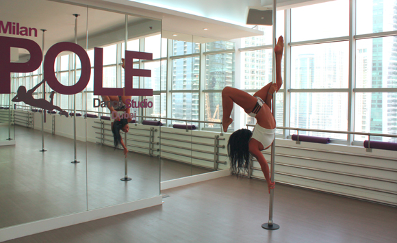 7 Things Pole Dancing Can Do For Your Fitness