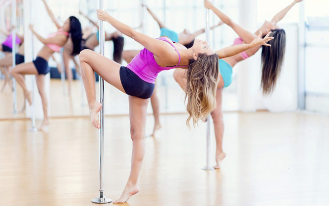 Here's What You Should Know About Pole Dancing