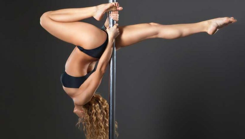 Pole Dancing Skills To Practice At Home