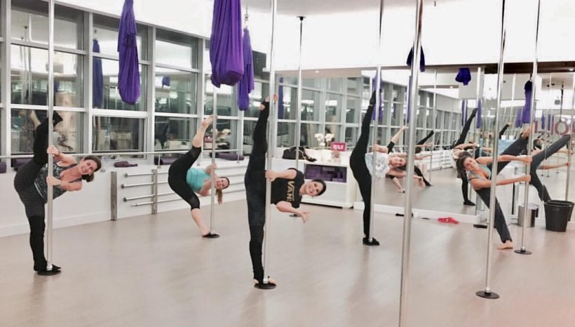 This Is Where Magic Happens: Dancing In A Dance Studio