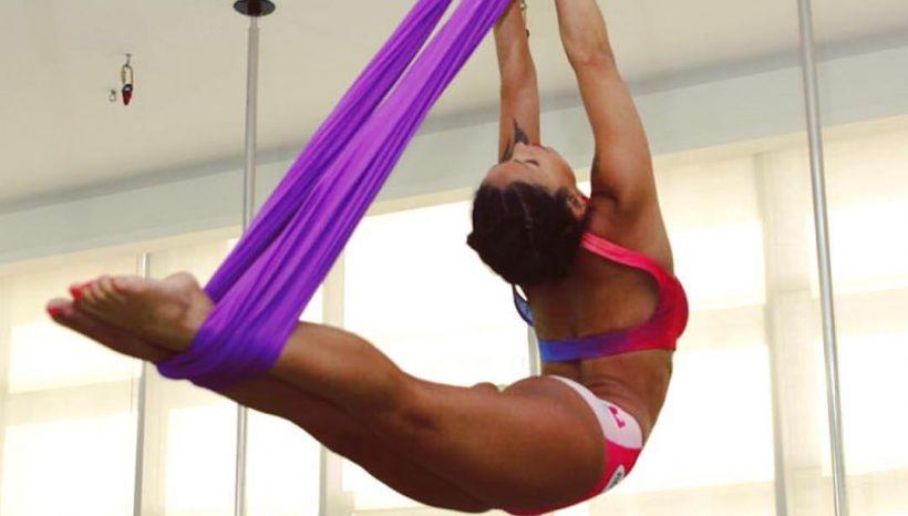 Dancing On Air — Benefits of Aerial Dance